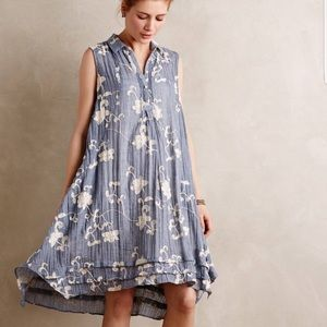 Anthropologie Isabella Sinclair Dress